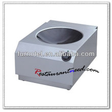 Cocina de inducción comercial de equipos de cocina K241