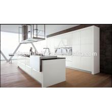 Fábrica de desempenho estável desmontar diretamente armários de cozinha