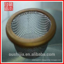 Manufacture vegetable filter mesh disc/filter disc(meet EU standard)