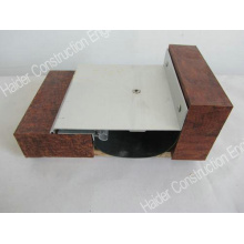 Corner Wall Aluminum Expansion Joint in Constructions