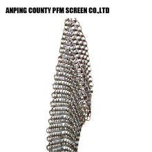 Supply Ss Wire Stainless Chainmail Scrubber Xl 7x7 Inch