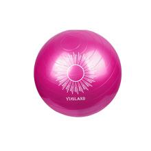 yugland Hampool Gym Exercise Eco Friendly 75cm custom logo exercise yoga ball with pump