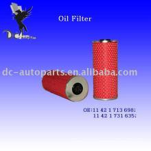 Filtro de aceite Element 11 42 1 713 698 para BMW