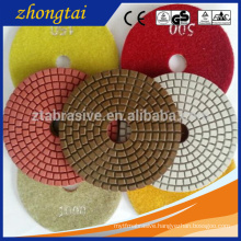Resin Bonded wet polishing pad