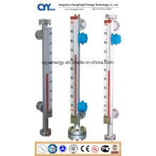 Konkurrenzfähiger Preis Cyybm66 Magnetischer Füllstandmesser für kryogene Tanks