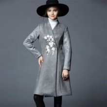 High Quality Women Garment Wholesale Fashion Women Winter Coat
