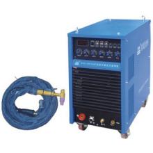 IGBT Inverter AC / DC de onda cuadrada máquina de soldadura TIG (WSE-500)
