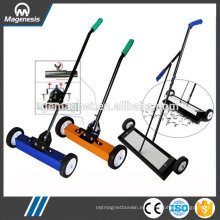 Cost price competitive magnetic snow sweeper