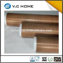 Free amostra Auto casamento Laser teflon revestido de fibra de vidro Transferência de calor T-shirt pela China made