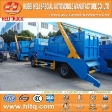 DONGFENG 4x2 6 M3 Müllsammelwagen Recycling Typ 120hp