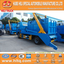 DONGFENG 4x2 6 M3 recyclage des déchets type recyclage 120hp
