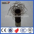natural rubber hose with 4 piles steel wires for concrete placing