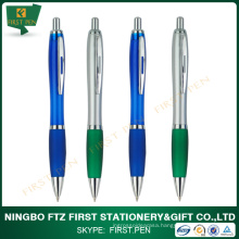 Top quality Click-action plastic pen