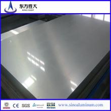 Acabado Espejo Hoja de Aluminio con Alta Velocidad de Reflección