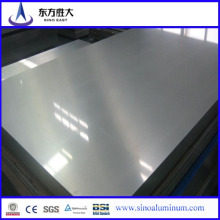 Revestimento Espelho Folha de Alumínio com Alta Taxa Reflexiva