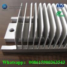 Kundenspezifischer Aluminiumklinge-Kühlkörper für hohe Puder-Maschine
