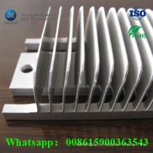 Dispositif dissipateur de chaleur personnalisé à lame d'aluminium pour machine à poudre élevée