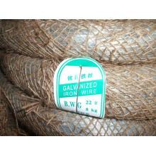 El mejor precio alambre de hierro galvanizado para la encuadernación (proveedor de China)