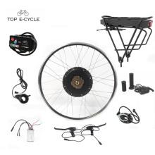 TOP chinois en gros 48 V 1000 W kit de convension de vélo électrique à vendre