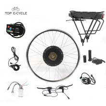 TOP Chinese wholesale 48V 1000W electric bike convension kit for sale