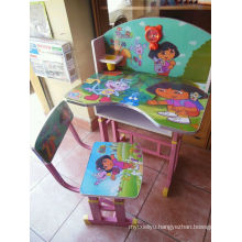 High Quality Children Study Table and Chair