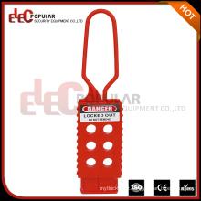 Elecpopular Factory Direct China chaveira de bloqueio de chave vermelha com 360 graus de fecho de bloqueio de bloqueio