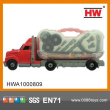 48CM disassemble trailer assembly toys