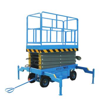 DC Hydraulic Scissor Lift Table