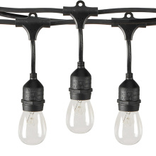 S14 Glühlampen für die Weihnachtsdekoration