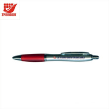 Подгонянный Верхний Логотип Печать Пластиковая Шариковая Ручка