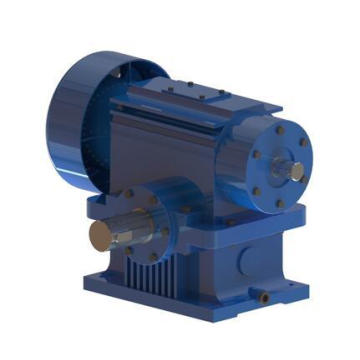 Double Enveloping Transmission Worm Gearbox Application for Construction Machinery