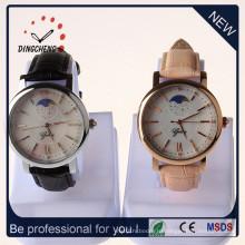 Горячая наручные часы женщины часы сплав часы Леди часы (ДК-1368)
