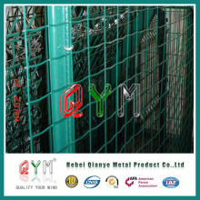 Galvanized and PVC Coated Euro Fence