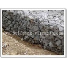 Anping weaving pvc and galvanized gabion box container