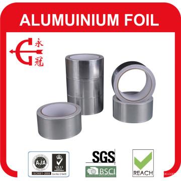 Cinta autoadhesiva del papel de aluminio de Siliver para el acondicionador de aire