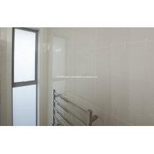 Sand gestrahlt Opaque Glas Aluminium Türen und Fenster