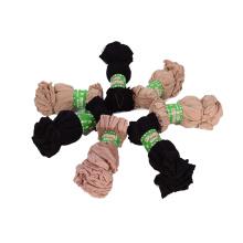 Ultra sheer cheap price wholesale ladies woman silk short nylon socks