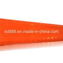 Orange High Intensity Prismatic Reflective Sheeting for Traffic Safety