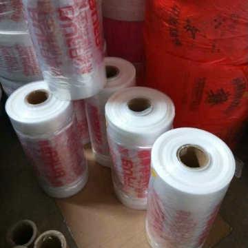 Verpackungsbeutel aus Kunststoff für Kleidung