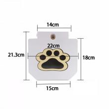 La fuente de agua para mascotas al aire libre de la fuente del perrito de Step-On proporciona el suministro inmediato sin fin de la fuente de agua potable fresca