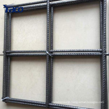 4mm 5mm 6mm 8mm wire Ladder style welded mesh for concrete reinforcement wire mesh panel