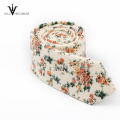 Nouveau Floral Desgin Skinny 100% Cotton Ties