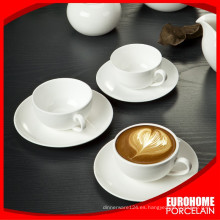 comprar a granel de platillo y taza de porcelana china Eurohome