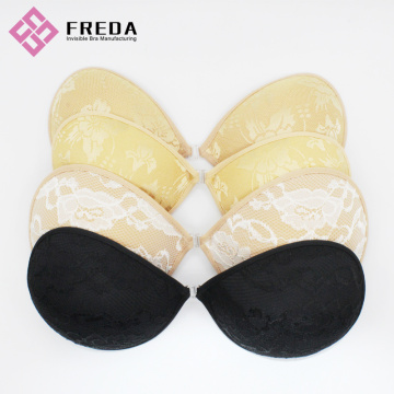 Sexy Silicone Lace Stick Trên Bra Invisible