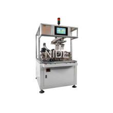 Máquina de balanceo automática de dos máquinas de trabajo