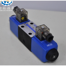 Solenoid valve with short response time