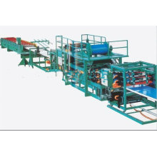 manufacture of sandwich panel roll forming machine