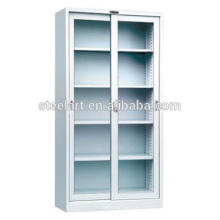 armoire à rideaux coulissante en métal
