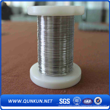 Stainless Steel Fine Soft Mesh Wire