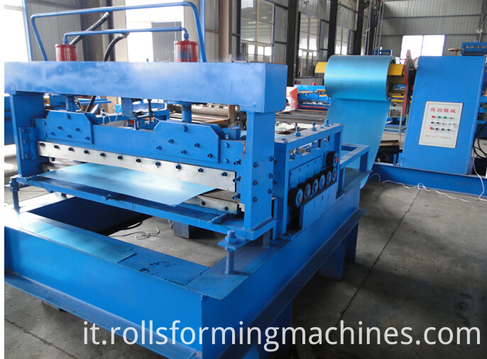 leveling and cutting to length machine 3